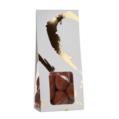 Lækre og udsøgte Kakao Mandler, Sjov for munden