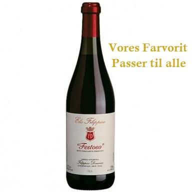 Filippino Festoso Piemonte