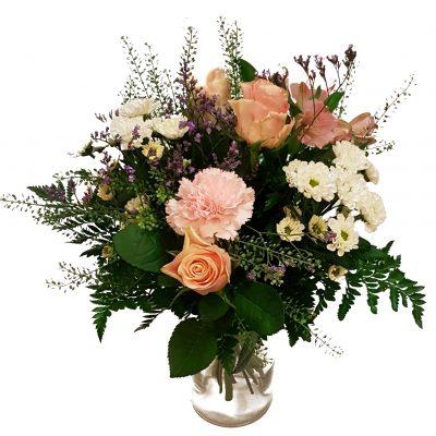 markbuket til blomster
