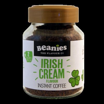 Instant kaffe med Irish Cream