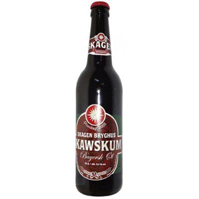 skawskum Skagen bryghus Mørk lager