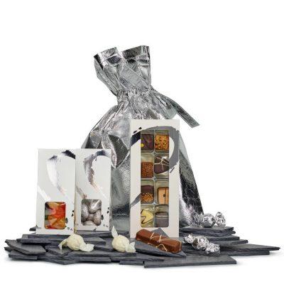Firmagave Sølvposen der indeholder nogle dejlige overraskelser