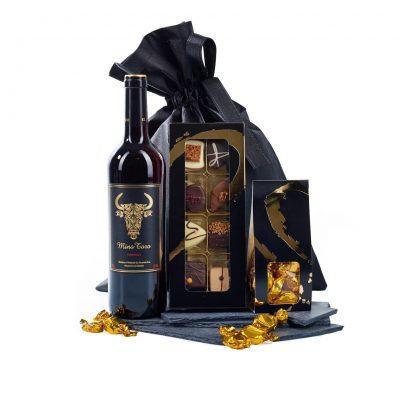 Firmagave- Vin og silverheart