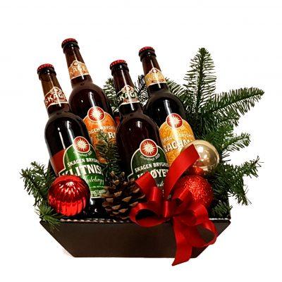 Send en lækker julehilsen med øl til dem der elsker en god special øl.