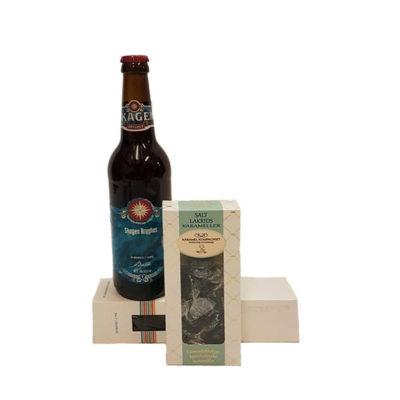Lakrids og øl